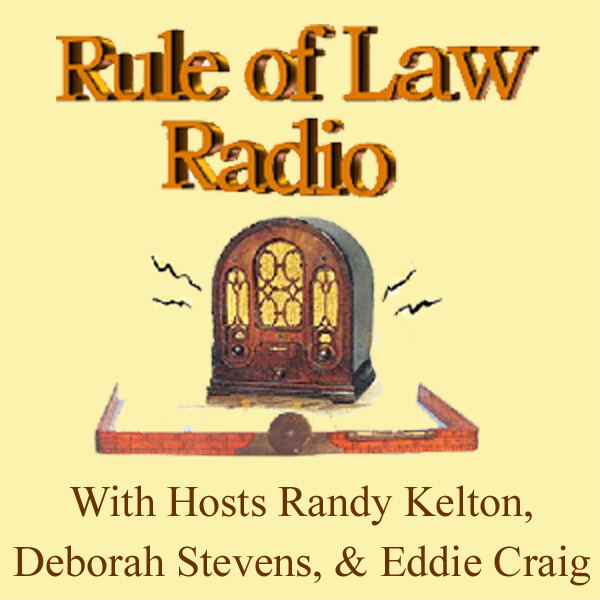 Logos Radio Network » Rule Of Law